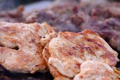 肉 免版税图库摄影