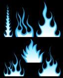 火模式设置了 库存图片