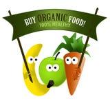 食物健康有机 免版税图库摄影