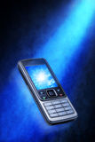 τηλεφωνική τεχνολογία κ Στοκ φωτογραφία με δικαίωμα ελεύθερης χρήσης