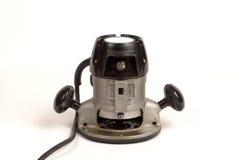 электрический маршрутизатор Стоковые Изображения