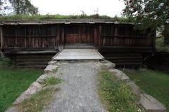 σιταποθήκη παλαιά Στοκ Εικόνες