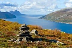норвежец ландшафта Стоковое фото RF