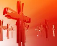 信念损失宗教信仰 免版税图库摄影