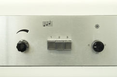 кнопочная панель старая Стоковые Фотографии RF