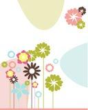 λουλούδι ανασκόπησης Στοκ εικόνα με δικαίωμα ελεύθερης χρήσης