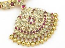 рубин ожерелья Стоковые Фотографии RF