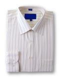 πουκάμισο βαμβακιού Στοκ φωτογραφία με δικαίωμα ελεύθερης χρήσης