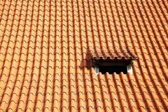 στέγη που κεραμώνεται Στοκ φωτογραφίες με δικαίωμα ελεύθερης χρήσης