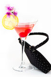 коктеил вишни Стоковое Изображение