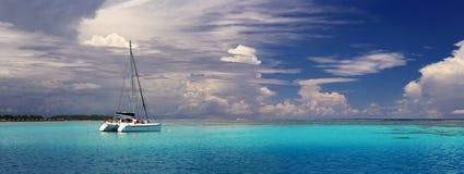塔希提岛 免版税库存照片