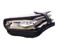 私有的组织者 免版税库存图片