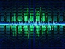 звуковые войны Стоковая Фотография