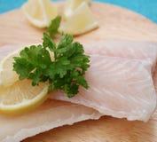 冻结的鱼 免版税库存图片