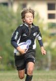 冠军橄榄球青年时期 免版税图库摄影