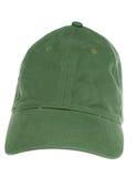 盖帽绿色 库存照片