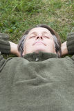 Ύπνος ατόμων Στοκ εικόνα με δικαίωμα ελεύθερης χρήσης