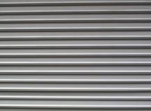 серый цвет гаража двери Стоковые Фото