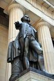 ομοσπονδιακό άγαλμα Ουά& Στοκ Εικόνα