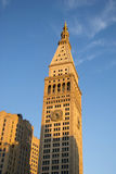 新的摩天大楼约克 免版税图库摄影