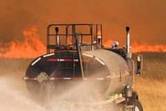 пожар бой Стоковое Изображение RF