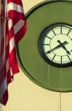 ρολόι Στοκ φωτογραφία με δικαίωμα ελεύθερης χρήσης