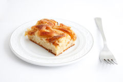 пирог яблока Стоковое Изображение
