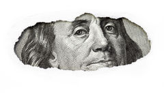 Бенжамин Франклин Стоковые Изображения