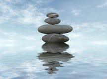 камни спы Стоковые Фото