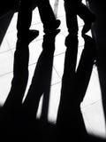 ноги танцы Стоковое Изображение RF