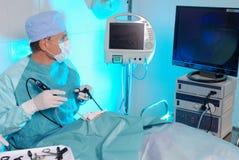 хирург Стоковая Фотография