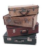 чемоданы Стоковая Фотография