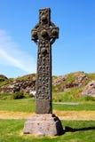 κελτικός σταυρός Στοκ φωτογραφίες με δικαίωμα ελεύθερης χρήσης
