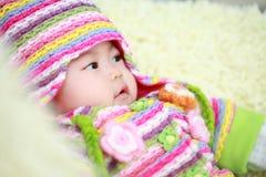 μωρό της Ασίας Στοκ φωτογραφία με δικαίωμα ελεύθερης χρήσης