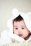 μωρό της Ασίας Στοκ Εικόνα