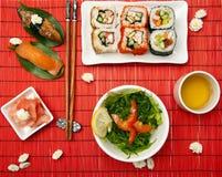 食物日语 免版税库存照片