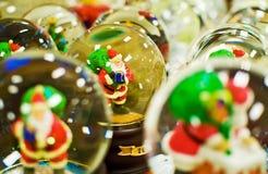Глобусы снежка Стоковая Фотография