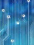 абстрактная технология предпосылки Стоковые Изображения