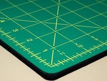 评定缝制的工具 免版税库存图片