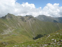 пики Румыния высот Стоковое Изображение RF