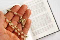 πίστη χριστιανισμού Βίβλων Στοκ φωτογραφίες με δικαίωμα ελεύθερης χρήσης