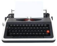 打字机 免版税库存照片