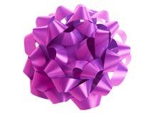 пурпур смычка Стоковое Фото