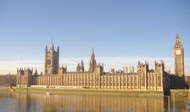 伦敦威斯敏斯特 免版税图库摄影