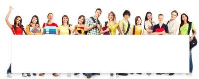 студенты Стоковая Фотография RF