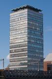 都伯林大厅自由摩天大楼 免版税图库摄影
