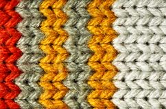 羊毛的背景 免版税库存图片