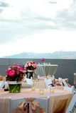 γάμος τοπίου Στοκ Φωτογραφία
