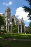 大教堂鲁昂 免版税库存图片