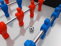 футбол Стоковые Изображения RF